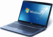 Ноутбук Acer Aspire 7540G + сумка
