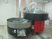 оборудование(печь-линия) для жарки-обжарки-мойки семечек, кофе, арахис, кешь, кедровый орех