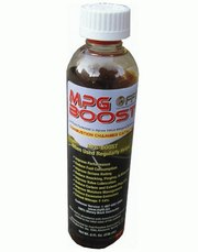 Mpg boost (эконимия топлива)