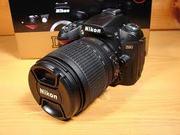 цифровой фотоаппарат Nikon D90 kit