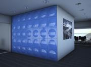 Гипсовая 3D панель «Сфера»