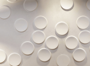 Гипсовая 3D панель «Круги»