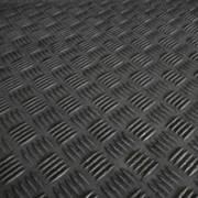 Лист рифлёный нержавеющий ASTM A240,  EN 10088,  EN 10029,  EN 10051,  EN 10095