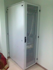 Шкаф телекоммуникационный (серверный) напольный TWT серии Business