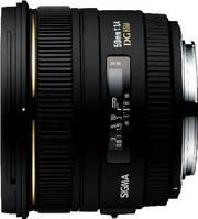 Объектив Sigma 50mm F1.4 EX DG HSM для Canon
