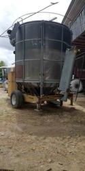 Зерносушилка MECMAR SSI 25/210 T2