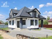 Дачный домик жилого типа в Брестском р-не. 2018 г.п. 1 этаж. r181653