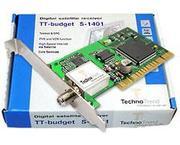 Продам ТВ-тюнер SKYSTAR 3 TV TT-Budget (S-1401) TechnoTrend